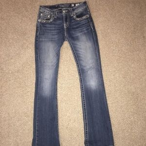 Miss me mid- rise boot size 27